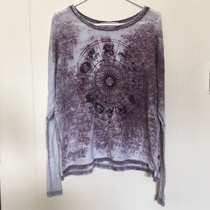 Urban Outfitters Zodiac Thermal Top